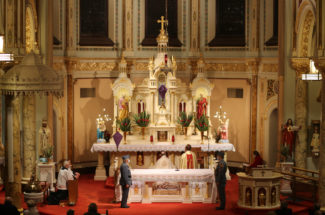 Thumbnail for the post titled: Holy Thursday – Mass Recording