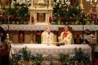 Thumbnail for the post titled: Easter Vigil Mass